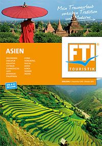 Asien - November 2015 bis Oktober 2016