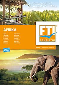 Afrika - November 2015 bis Oktober 2016
