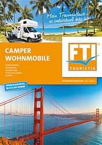 Camper/Wohnmobile - Frühbucher Sommer 2016