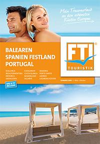 Balearen, Spanien Festland, Portugal Sommer 2016