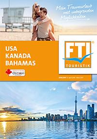 USA, Kanada, Bahamas - 2016/2017