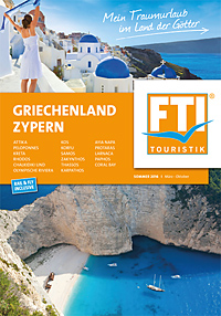 Griechenland, Zypern 2. Auflage Sommer 2016