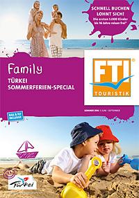 Family: Türkei Sommerferien-Special - Sommer 2016