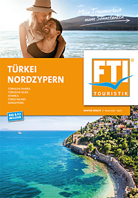 Türkei, Nordzypern - Winter 2016/2017