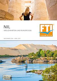 Nil: Kreuzfahrten - Winter 2016/2017
