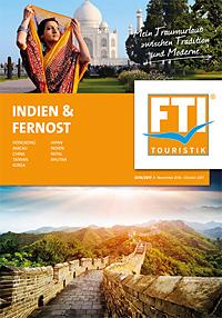 Indien & Fernost - 2016/2017