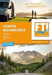 Camper, Wohnmobile: Frühbucher - Sommer 2017