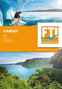Hawaii Dezember 2016 - Dezember 2017