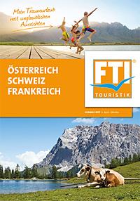 Österreich, Schweiz, Frankreich - Sommer 2017
